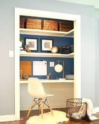 closet office ideas. Closet Desk Design Ideas Add A Home Office To Spare .