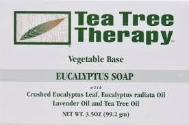 (MAX 3) Tea Tree Therapy Eucalyptus Soap, 3.5 oz - Kroger