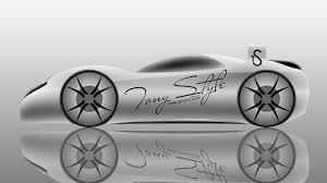 tony style simple car