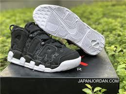 Big Deals Kaws X Nike Air More Uptempo Black White Price