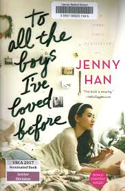 To all the cowboys i've loved before: To All The Boys I Ve Loved Before Book Review Fenton Inprint Online