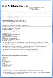 Objective In Resume Sample