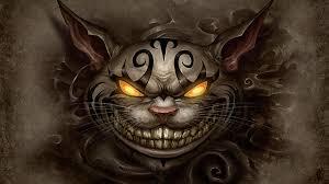 тату чеширский кот значение фото и лучшие эскизы