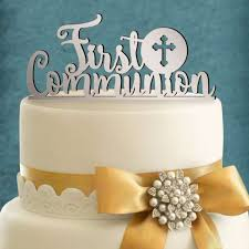 First Communion Cakes For Girl Cake Designs Holy Favours Table