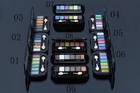 sets usa mac eyeshadow brushes 6 color 2 mac makeup foundation on