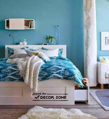 Blue Bedroom Painting Ideas - Painting a bedroom blue