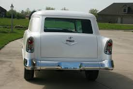 1956 Chevrolet Sedan Delivery - Classic Chevrolet Bel Air/150/210 ...