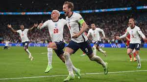 England into 1st Euro final after ...