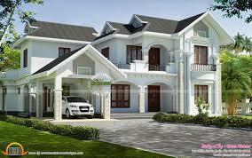 dream home plans roman style home plan kerala home design