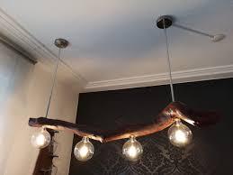 Hänge Esstisch Wohnzimmer Treibholz Lampe In 79540 Lörrach Für