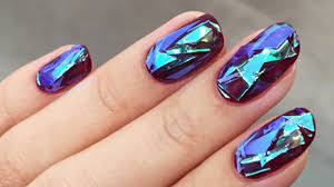 Glass Nail Art - Hottest Hairstyles 2013 - shopiowa.us