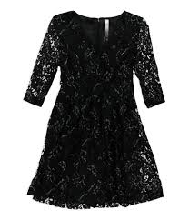 Kensie Clothing Size Chart Kensie Womens Flare Lace A Line Dress