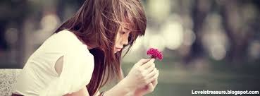 alone girl in love wallpapers for facebook. Beautiful Wallpapers Girl Holding Flower With Alone Girl In Love Wallpapers For Facebook