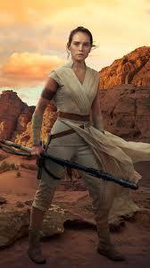 Rey Star Wars the Rise of Skywalker 4K ...