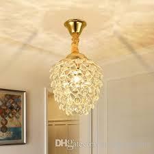 modern crystal chandeliers led american crystal chandelier lights fixture home indoor corridor lighting dining bed living room hanging lamps chandelier