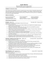 Senior Accountant Resume Account Resume Sample Account Manager Resume Senior Accountant