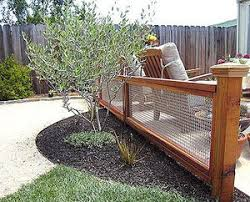 Small Picture garden fence plans Garden Fencing Images Wire Garden