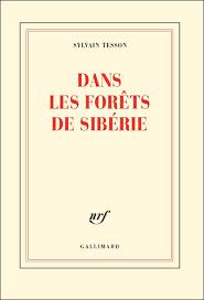 DANS LES FORETS DE SIBERIE (couverture)