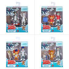 Tom & Jerry S1 Figures 2 Pack - Assorted*