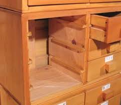 Wooden drawer slides. Have lots of tips on how to make drawers. Finally  found