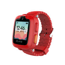 <b>Elari KidPhone 3G</b> Smart Watch KP-3G <b>Red</b> EU - Kinitorama