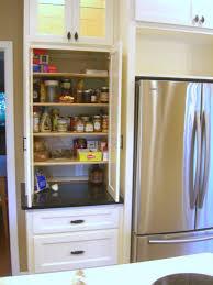 Metal Kitchen Storage Cabinets Pantry Cabinet Ideas Solid Wood Kitchen Storage Cabinets Bell Jar