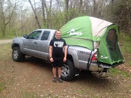 Napier Sportz Truck Tent Review | Tacoma World