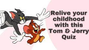 Relive your childhood with this Tom & Jerry Quiz! - Funny OOze : W385