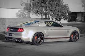 Raw Power Meets Custom Styling In The MMD X Chip Foose Ford Mustang GT.  H