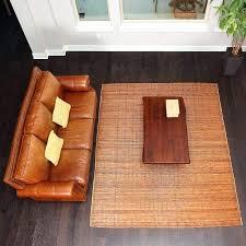 bamboo area rug handmade chestnut woven natural bamboo amp rattan area rug bamboo area rug 5x7