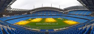 Etihad Stadium Manchester Seating Chart Football League Ground Guide Manchester City Fc Etihad