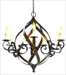 round metal chandelier chandelier metal frame parts round iron chandelier with wood beads