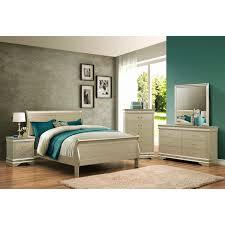 Crown Mark Louis Phillipe Queen Bedroom Group - Item Number: B3400 Q Bedroom  Group 1