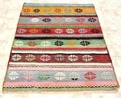 ideas turkish kilim rugs for turkish kilim rug rug striped geometric rug turkish kilim rugs melbourne