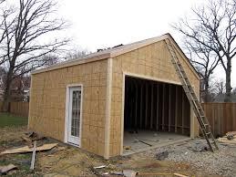 16x8 garage doorWhite 16x8 Garage Door  The Better Garages  168 Garage Door Designs
