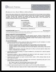 Sample Of Resume For Sales Representative Resume For Pharmaceutical Sales How to Improve your Pharmaceutical 54