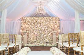 wow of a wall new jersey bride Wedding Backdrops Nj new jersey bride megan wollover tracy morgan wedding flower wall wedding backdrops ideas