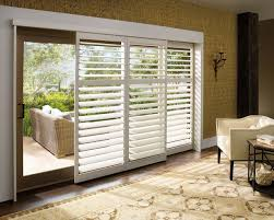 stunning shutters for sliding patio doors plantation shutters for sliding glass doors home sweet home
