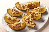 acorn squash with apple stuffing