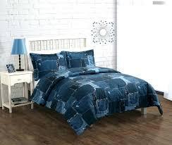 denim duvet cover queen denim bedding denim bedding offers many diffe looks for your bedroom denim