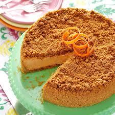 Carrot Cheesecake Recipe Taste Of Home