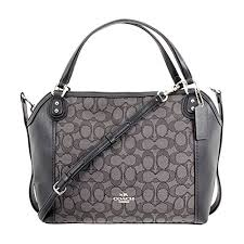 Coach Signature Edie 28 Ladies Medium Multi Shoulder Bag 57934