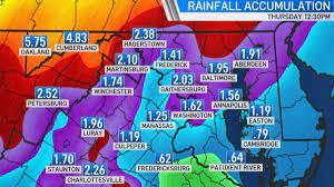 Flash Flood Watch in Effect; Ida ...