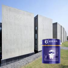 china fair faced concrete wall coating