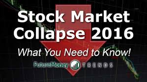 Resultado de imagen para stock market collapse