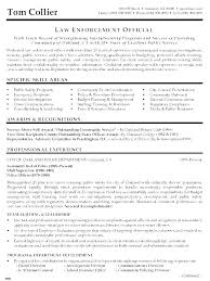 Fire Chief Resume Samples