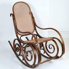 thonet bentwood rocking chair michael within antique designs 6