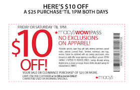How to Get macys Coupons in the Mail