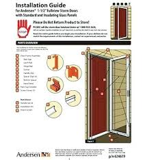 insulated glass storm doors how to install a new storm door installation guides install storm door insulated glass storm doors
