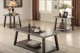 3 pc coffee end table set grey espresso 4207 coffee end tables living room asia direct home s inc